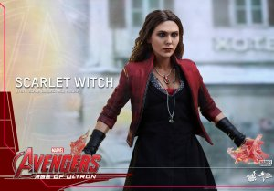 Hot Toys 1/6 MMS301 Age of Ultron Scarlet Witch