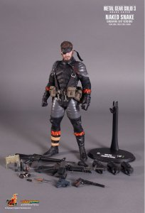 Hot Toys hottoys Naked Snake (Sneaking Suit Version) 1/6 Scale VGM15
