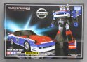 Takara Tomy Transformers Masterpiece MP-19 Smokescreen Figure Japan Version