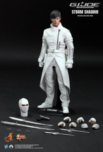 Hot Toys hottoys Storm Shadow G.I.Joe Retaliation 1/6 Scale Action Figure MMS193