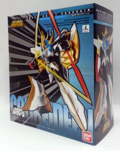 Bandai God Reideen Super Robot Chogokin Action Figure