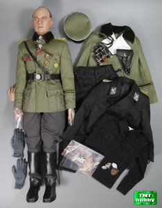 "Box Set - 3R / DID WWII German Panzer GM632 Josef ""Sepp\"" (NO ORIGINAL PACKING)"