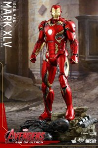 Hot Toys 1/6 MMS300D11 Avengers Age of Ultron Mark XLV 45