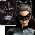 BATMAN DARK KNIGHT CAT WOMAN CATWOMAN TRILOGY PLAY ARTS KAI FIGURE PA AQ3809