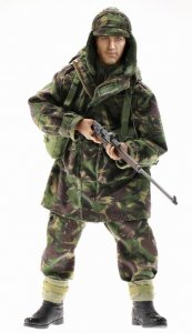 Dragon Falklands War British Parachute Regiment Sniper Phil Norman 1/6 Figure