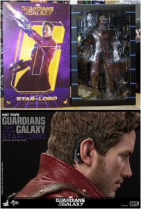 Hot toys Guardians of the Galaxy Star-Lord 1/6 - MMS255