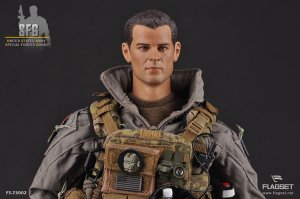 Flagset 1/6 FS-73002 U.S. ARMY SFG Special Forces Group Model FS-73002 Soldier Model&Set