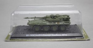 AMER BI Centauro Tank Destroyer 2012 1/72 Diecast Model