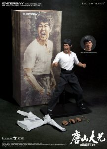 Enterbay Real Masterprice The Big Boss BRUCE LEE 1/6 RM-1056 Figure