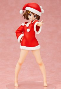 Max factory K-On! Yui Hirasawa Santa Ver.1/7 PVC Figure