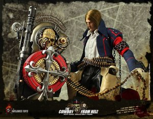 Inflames Toys IFT004 The Cowboy From Hell 1/6 Figure