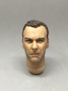 1/6th Scale Subway Hero 24 Jack Bauer Kiefer Sutherland Head Sculpt