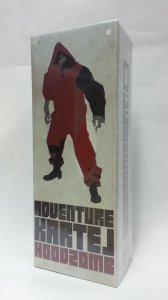 3A ThreeA Adventure Kartel Hoodzomb White Retailer 1:6 Action Figure Ashley Wood