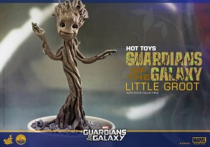 Hot Toys 1/4 QS004 Guardians of the Galaxy: Little Groot