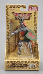 BBI Warriors of the World HISTORICAL Mounted Knight 1/18 Figure 021757
