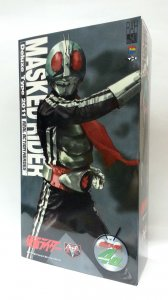 "Medicom Toy Masked Rider New No.1 Ver.2.5 DX Type 2011 RAH543 12"" Action Figure"