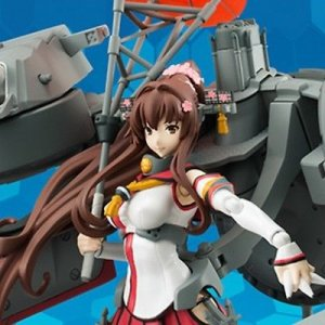 KANTAI COLLECTION KANCOLLE YAMATO NO.001 ARMOR AGP BANDAI FIGURE PA AQ4945
