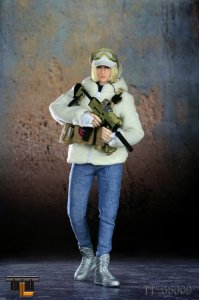 TTL TOYS US Female PMC Baby 1/6 Figure 66009