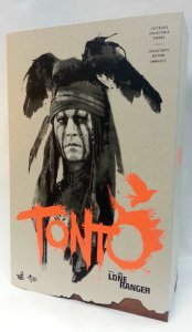 MMS217 Hot Toys The Lone Ranger Tonto 1:6 Scale Figure Johnny Depp