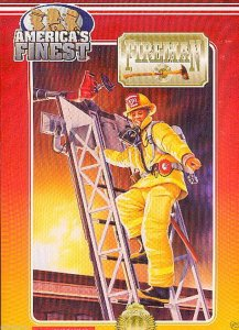 21st Century Toys - America\'s Finest: Fireman In Yellow Uniform (CP22260)