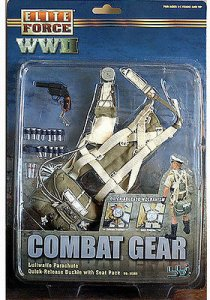 BBI Equipment: Combat Gear 1:6th German Luftwaffe Parachute (21169) (MOC)