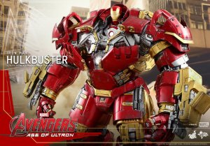 Hot Toys hottoys Avengers Age of Ultron Hulkbuster 1/6th Action Figure MMS285