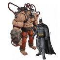 BATMAN DC DIRECT ARKHAM ASYLUM CITY BATMAN VS BANE BOX SET FIGURE PA AQ4403