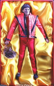 "Michael Jackson Zombie in""Thriller""12 Inches Action Figure Limited Edition (MIB)"
