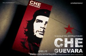 Enterbay Real Masterpiece Che Guevara (RM-1034) 1:6 Scale Action Figure
