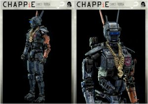 3A Threezero CHAPPiE 1/6TH Scale Figure EX VERSION - PRE-ORDER Q3 2015