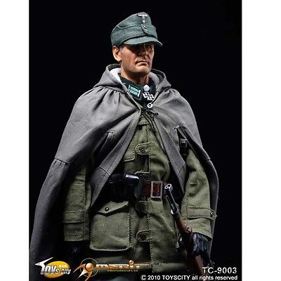9003 Dragon, DiD, bbi 1:6 Toys City WWII German Sniper Cape for Action Figure