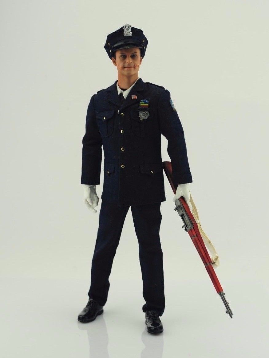 Custom 1/6 scale Heath Ledger Joker Police Uniform suit ...