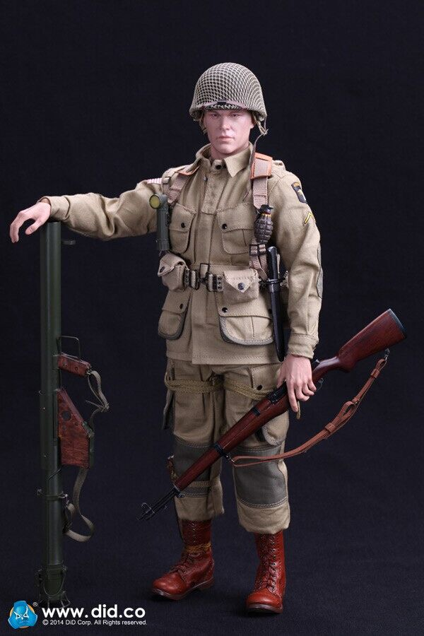 Did Wwii Us Normandy 70th Anniversary 101st Airborne Division Ryan 1