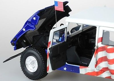NEW Hummer H1 AM General Bush Cheney 2000 US Election 1/18